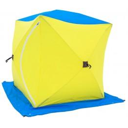 Палатка зимняя СТЭК КУБ 1 (1.5х1.5х1.7м)