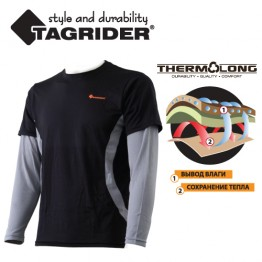 Термофутболка Tagrider South Wind Long Top