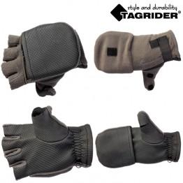 Рукавицы-перчатки Tagrider 0913-15 неопреновые с флисом беспалые