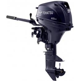 Подвесной 4-х тактный бензиновый лодочный мотор Tohatsu MFS9.9 ES