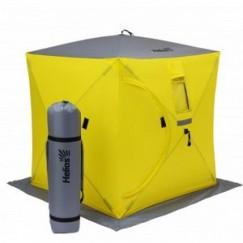 Палатка зимняя Helios Куб (1.8х1.8х2.0м) + 8 ввертышей