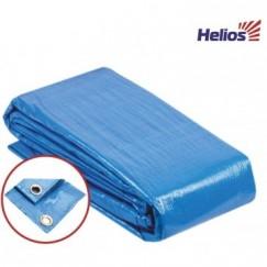 Тент универсальный Helios Blue 4x6 м (60 г/м)