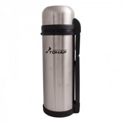 Термос Тонар 1.8л (две чашки, ручка, ремень) HS.TM-013