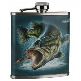 Фляжка Helios Рыба (210мл)