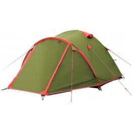 Туристическая палатка Tramp Lite Camp 2 V2