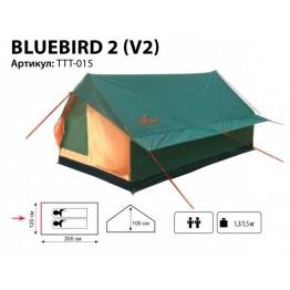 Туристическая палатка Totem Bluebird V2
