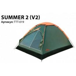 Туристическая палатка Totem Summer V2