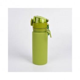 Бутылка силиконовая Tramp TRC-093 (0,5л)