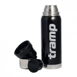 Термос TRAMP Expedition Line 0,5 л с дополнительной чашкой (черный)