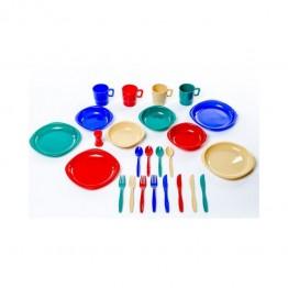 Набор пластиковой посуды Tramp TRC-053 (на 4 персоны)