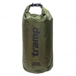 Гермомешок TRAMP Diamond Ripstop 20л (ПВХ)