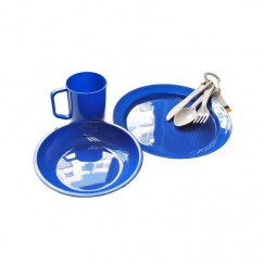 Набор посуды TRAMP TRC-047 (пластик)