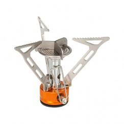 Горелка туристическая TRAMP с ветрозащитой TRG-042