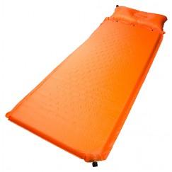 Самонадувающийся коврик с подушкой Tramp TRI-017 185x60x5 см