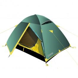 Туристическая 2-х местная палатка TRAMP Scout 2 v2 (TRT-55)