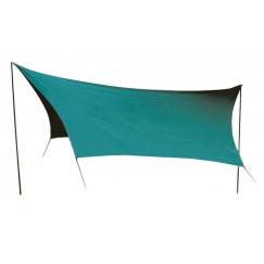 Тент со стойками Tramp Lite Green 4.4x4.4 м