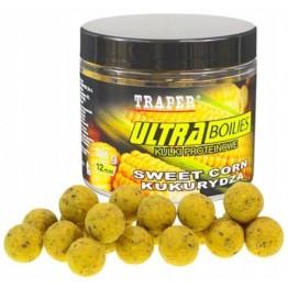 Бойлы Traper Ultra Boilies Kukurudza 12mm (кукуруза, 100г)