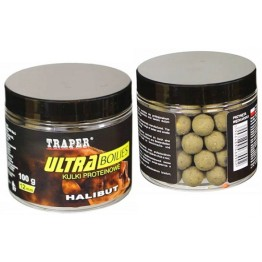 Бойлы Traper Ultra Boilies Halibut 12mm (палтус, 100г)