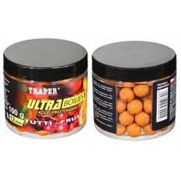 Бойлы Traper Ultra Boilies Tutti-Frutti 12mm (тутти-фрутти, 100г)