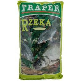 Прикормка Traper Популярная Rzeka 1 кг (река)