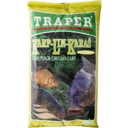 Прикормка Traper Популярная Карп-Линь-Карась 1 кг