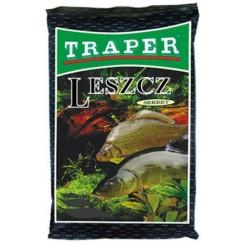 Прикормка Traper Sekret Leszcz Czarny 1кг (лещ, черный)