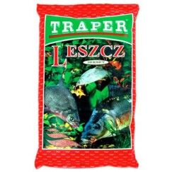 Прикормка Traper Sekret Leszcz Czerwony 1кг (лещ, красный)