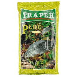 Прикормка Traper Популярная Плотва 1 кг