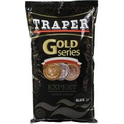 Прикормка Traper Gold Expert Black 1кг (черная)