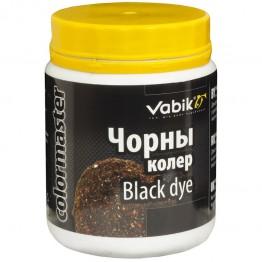 Краска для прикормки Vabik Colormaster черная 100г