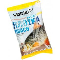 "Прикормка зимняя Vabik Ice Roach ""Плотка"" (коричневая) 0.75 кг"