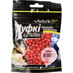 "Насадка Vabik Corn Puffies Bloodworm ""Матыль"""