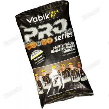 Прикормка Vabik PRO Dark Power (для плотвы, тёмная) 1кг