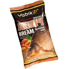 """Прикормка Vabik Special Bream Nut mix """"Лешч Арэхавы мікс"""" (светлая) 1кг"""