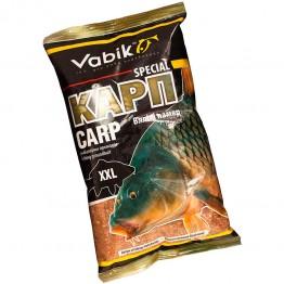 """Прикормка Vabik Special Carp XXL """"Карп Вялікі"""" (красновато-бежевая) 1кг"""