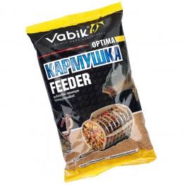 "Прикормка Vabik Optima Feeder ""Кармушка"" (жёлтая) 1кг"