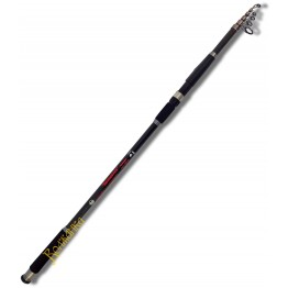 Удилище карповое Волжанка Телекарп, 3.9 м, углеволокно, тест: до 100 г, 312 г
