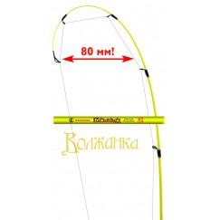 Спиннинг Волжанка Горыныч, 2.7 м, композит, тест: до 200 г, 280 г