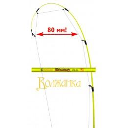 Спиннинг Волжанка Горыныч, 1.6 м, композит, тест: до 100 г, 135 г