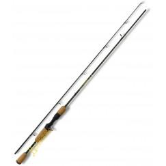 Спиннинг Волжанка Кастмастер, 1.98 м, углеволокно, тест: 12-34 г, 125 г