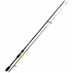 Спиннинг Волжанка Стилет, 2.3 м, углеволокно, тест: 2-7 г, 95 г