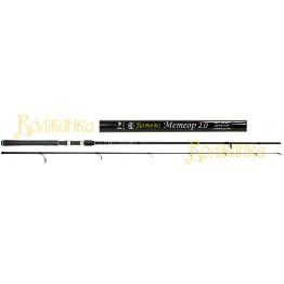 Спиннинг Волжанка Метеор 2, 2.1 м, углеволокно, тест: 5-25 г, 150 г