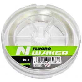 Леска флюорокарбоновая YGK N-Waker Fluoro 91 м