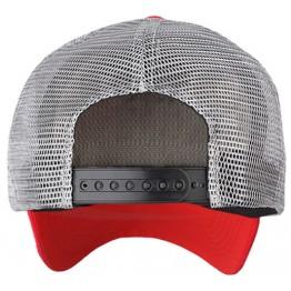 Бейсболка Zetrix Pal Trout Cap PTC-1701 Red Gray