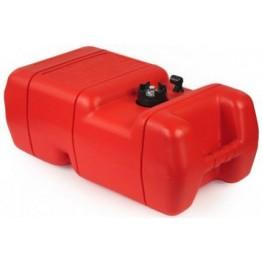 Топливный бак для лодочного мотора 24л (С14540)
