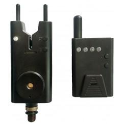 Набор сигнализатор клёва C2-W 4 шт. + пейджер