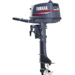 Подвесной 2-х тактный бензиновый лодочный мотор YAMAHA 4ACMH