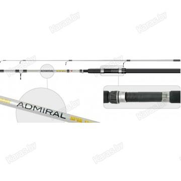 Спиннинг Surf Master Admiral 240. стекловолокно. штекерный. 2.4 м. тест: 30-60 гр. 240 г
