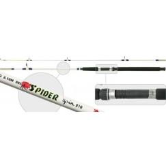 Спиннинг SURFMASTER  Spider, стекловолокно, 1,8 м, тест: 80-150 гр, 320 г