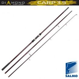 Удилище карповое SALMO Diamond Carp 3.60-3045-360,  3,60 м, тест: 3,5 Lbs , 395 г